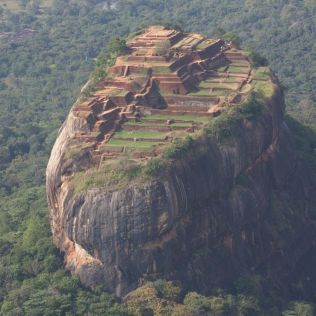 Sigiriya PHOTO: Mike Birkhead