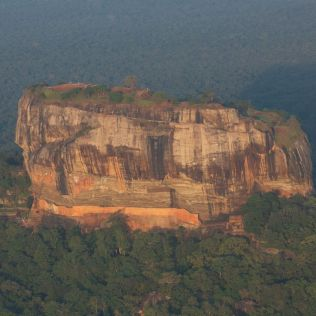Sigiriya (Lion Rock) PHOTO: Mike Birkhead